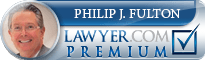 Philip John Fulton  Lawyer Badge