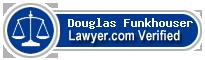 Douglas Alan Funkhouser  Lawyer Badge