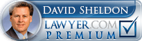 David Sheldon  Lawyer Badge