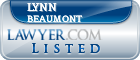 Lynn Beaumont Lawyer Badge