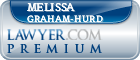 Melissa Ann Graham-Hurd  Lawyer Badge