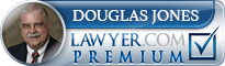 Douglas Dale Jones  Lawyer Badge