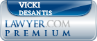 Vicki Lynn Desantis  Lawyer Badge