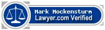 Mark M. Mockensturm  Lawyer Badge