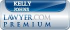 Kelly Ann Johns  Lawyer Badge