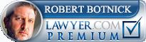 Robert Botnick  Lawyer Badge