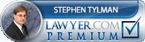 Stephen Joseph Tylman  Lawyer Badge