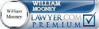 William Mooney  Lawyer Badge