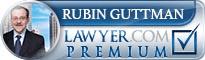 Rubin Guttman  Lawyer Badge