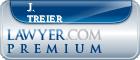 J. Bret Treier  Lawyer Badge