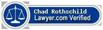 Chad Richard Rothschild  Lawyer Badge