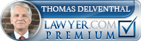 Thomas Mark Delventhal  Lawyer Badge