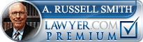 A. Russell Smith  Lawyer Badge