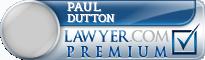 Paul Michael Dutton  Lawyer Badge