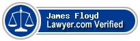 James Gebel Floyd  Lawyer Badge