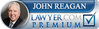 John Joseph Reagan  Lawyer Badge