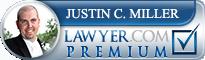Justin Christopher Miller  Lawyer Badge