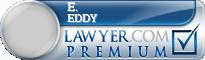 E. Richard Eddy  Lawyer Badge
