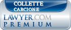 Collette Jeannine Carcione  Lawyer Badge