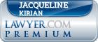 Jacqueline Marie Kirian  Lawyer Badge
