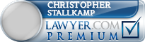Christopher Alan Stallkamp  Lawyer Badge