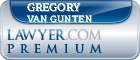 Gregory Lynn Van Gunten  Lawyer Badge
