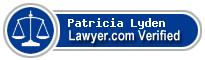 Patricia Gregg Lyden  Lawyer Badge