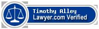 Timothy Robert Alley  Lawyer Badge