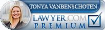 Tonya Shur VanBenschoten  Lawyer Badge