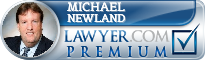 Michael Arthur Newland  Lawyer Badge