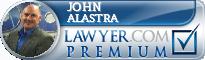 John Alastra  Lawyer Badge