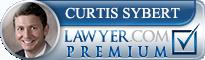 Curtis James Sybert  Lawyer Badge