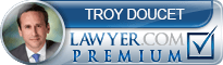 Troy Doucet  Lawyer Badge