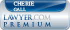 Cherie Hill Gall  Lawyer Badge