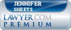 Jennifer Lohse Sheets  Lawyer Badge