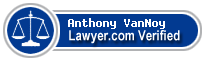 Anthony Shawn VanNoy  Lawyer Badge