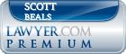 Scott Brian Beals  Lawyer Badge