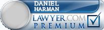 Daniel Timothy Harman  Lawyer Badge