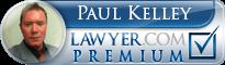 Paul Michael Kelley  Lawyer Badge