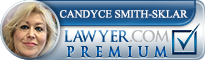 Candyce I. Smith-Sklar  Lawyer Badge