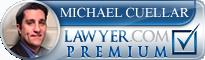 Michael Joseph Cuellar  Lawyer Badge