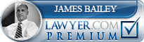 James Charles Bailey  Lawyer Badge