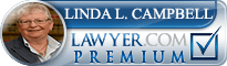 Linda Lee Campbell  Lawyer Badge
