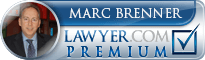 Marc Brenner  Lawyer Badge