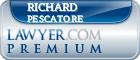 Richard Michael Pescatore  Lawyer Badge