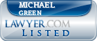 Michael Green Lawyer Badge