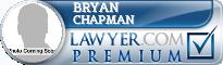 Bryan A. Chapman  Lawyer Badge