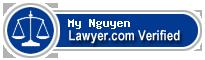 My Gia Nguyen  Lawyer Badge