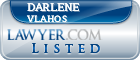 Darlene Vlahos Lawyer Badge