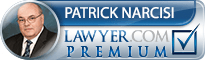 Patrick T. Narcisi  Lawyer Badge